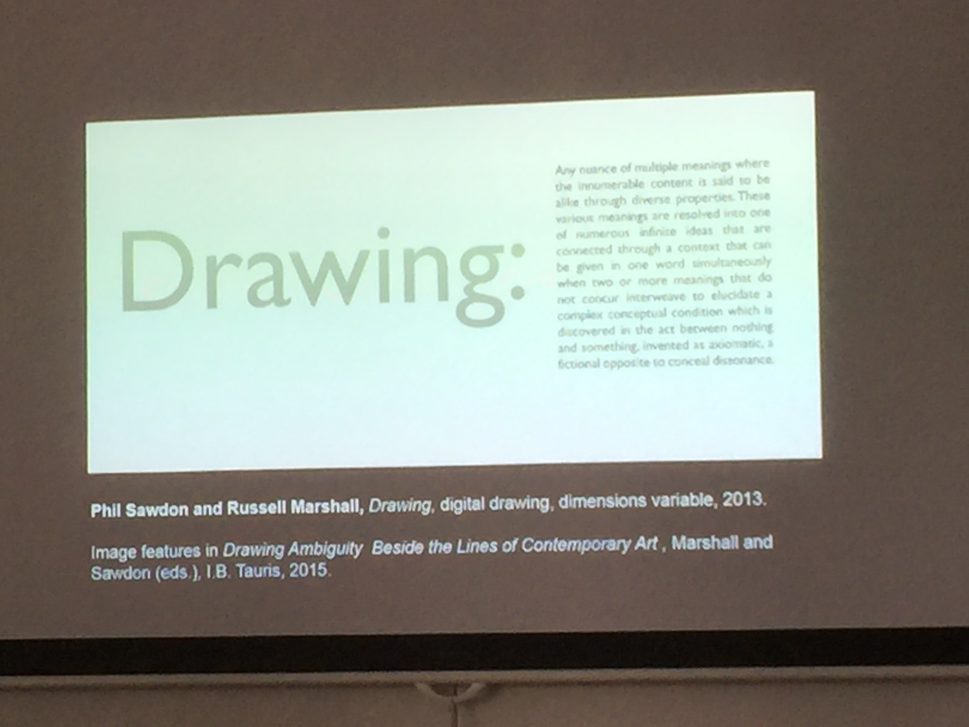 Drawing Lines Meaning : Tracey drawing conference prints and research