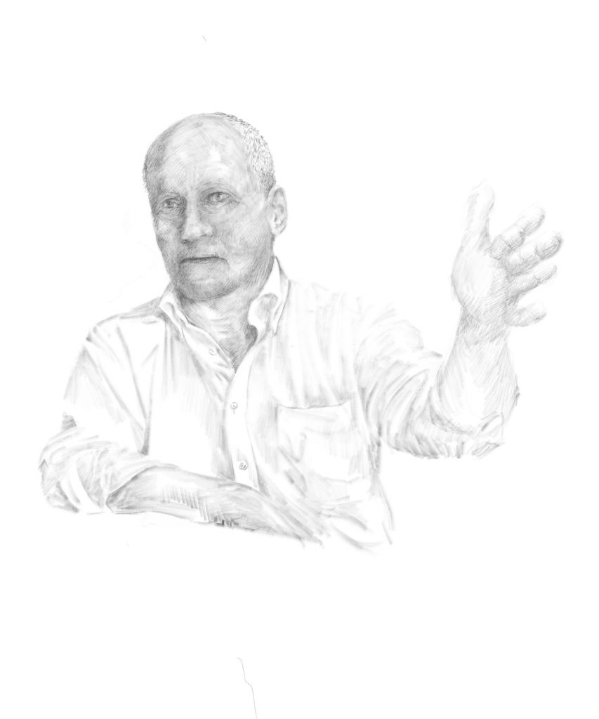 John Newbigin OBE, Chair Creative England