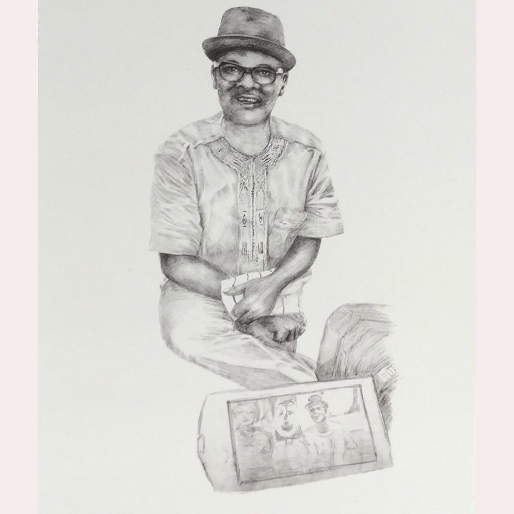 Vanley Burke. Photographer and Artist